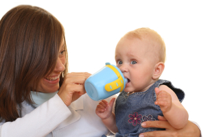 Feeding Milestones Ages 5 to 9 Months