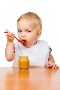Feeding Milestones Ages 10 to 12 Months