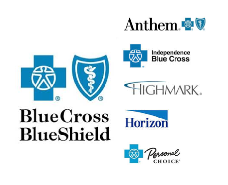 Kidmunicate Health Insurance Partner Logos Blue Cross Blue Shield