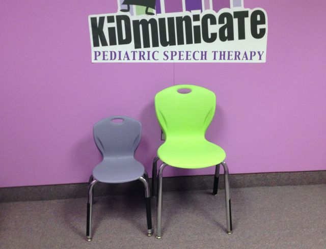 Positioning for Speech Therapy