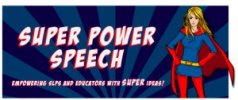 Super Power Speech Top Kidmunicate Blog for 2017