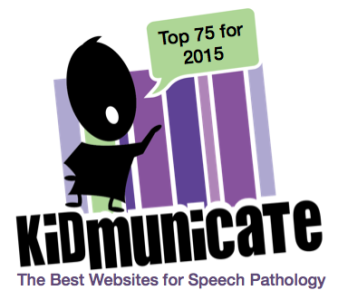 The Kidmunicate Top 75 Websites for Speech Pathology
