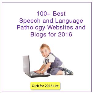 Top SLP Blogs / Websites for 2016