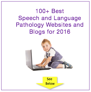 Top SLP Blogs / Websites for 2016