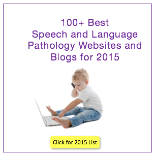 Top SLP Blogs / Websites for 2015