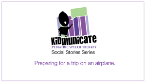 Kidmunicate Autism Social Stories