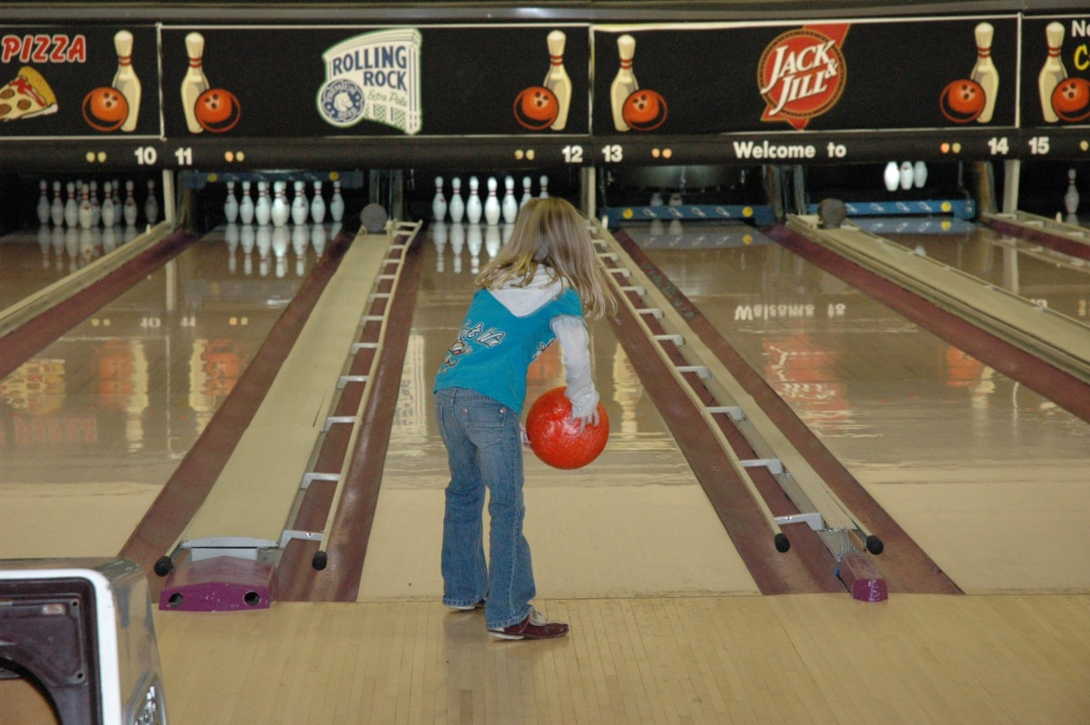 Autism Bowling Social Story
