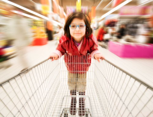 Autism Social Stories: Preparing for a Grocery Shopping Trip
