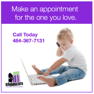 Kidmunicate Call for an Appointment