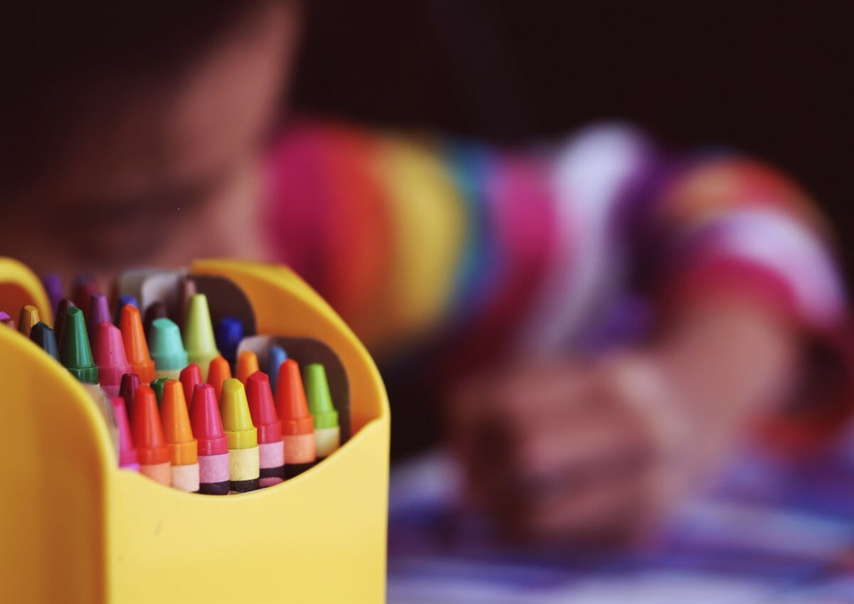 Art Therapy for Speech