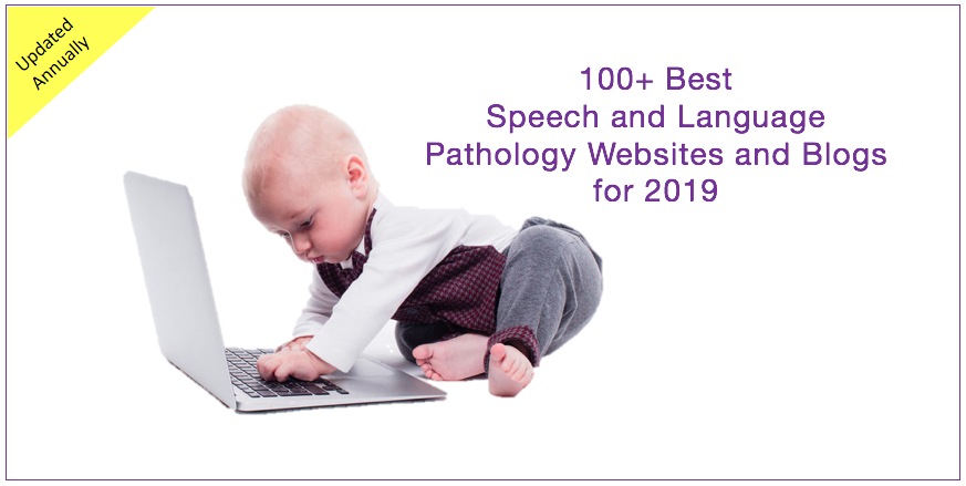 Best 100 blogs websites speech language therapy