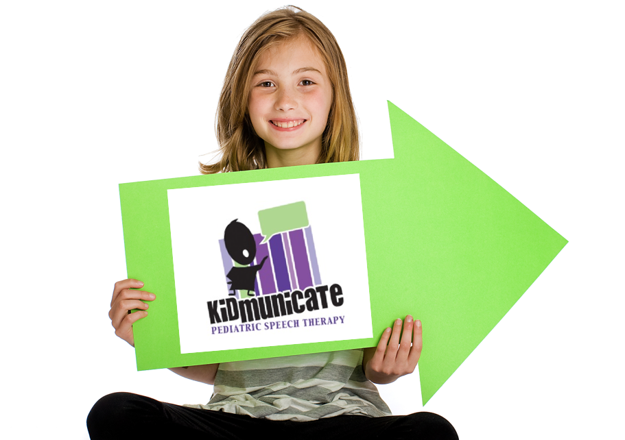 Kidmunicate Pediatric Speech Pathology Directions