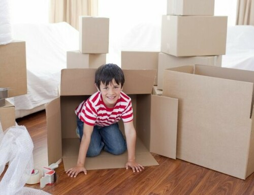 Autism Social Story: Preparing to Move to a New House.