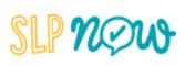 SLP Now Logo Top Kidmunicate Blog